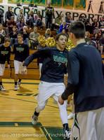 17291 Boys Varsity Basketball v Klahowya 120915