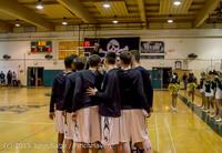 17345 Boys Varsity Basketball v Klahowya 120915