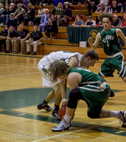 17396 Boys Varsity Basketball v Klahowya 120915