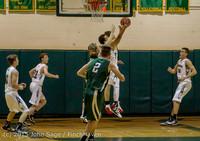 17472 Boys Varsity Basketball v Klahowya 120915
