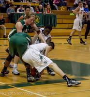 17584 Boys Varsity Basketball v Klahowya 120915