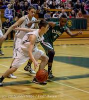 17593 Boys Varsity Basketball v Klahowya 120915