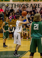 17615 Boys Varsity Basketball v Klahowya 120915
