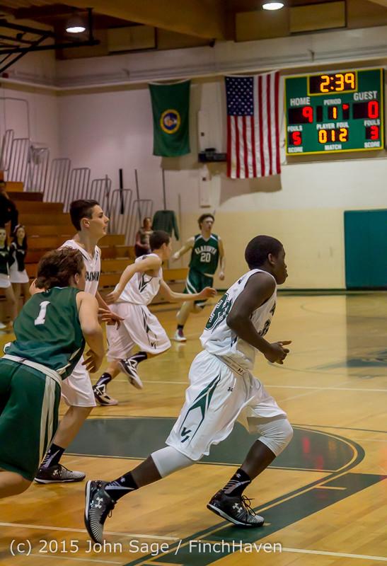 17668 Boys Varsity Basketball v Klahowya 120915