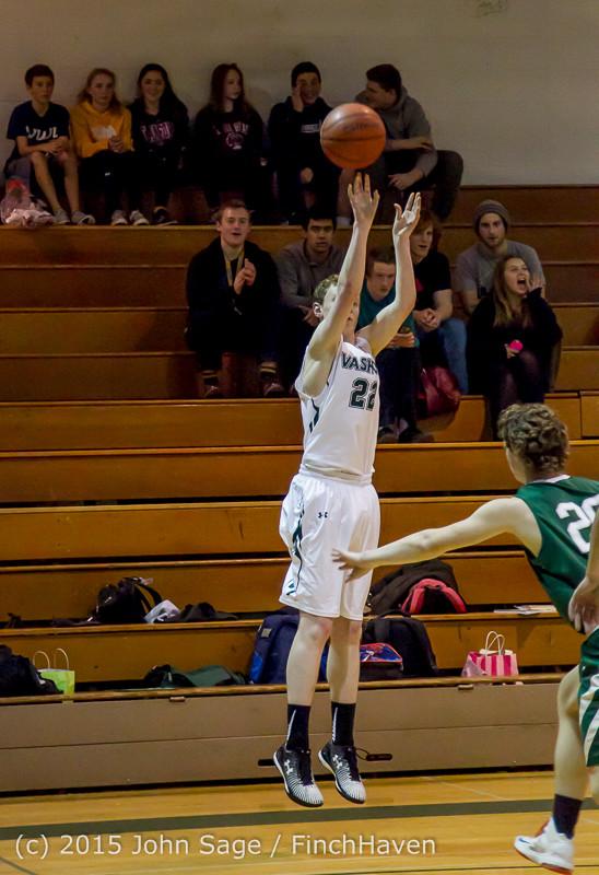 17700 Boys Varsity Basketball v Klahowya 120915