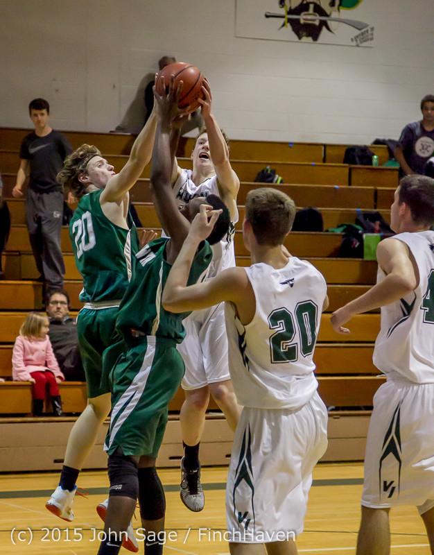 17712 Boys Varsity Basketball v Klahowya 120915