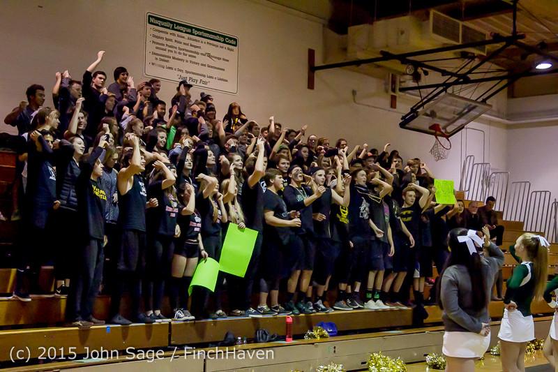 17781 Boys Varsity Basketball v Klahowya 120915
