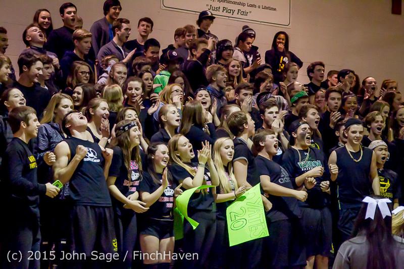 17824 Boys Varsity Basketball v Klahowya 120915