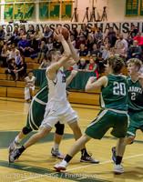 18214 Boys Varsity Basketball v Klahowya 120915
