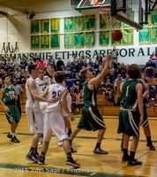 18288 Boys Varsity Basketball v Klahowya 120915
