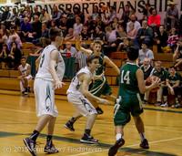 18301 Boys Varsity Basketball v Klahowya 120915