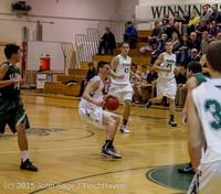 18311 Boys Varsity Basketball v Klahowya 120915