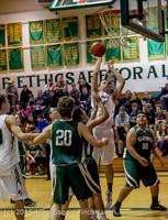 18334 Boys Varsity Basketball v Klahowya 120915
