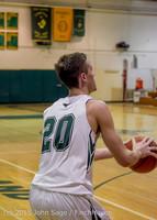 18400 Boys Varsity Basketball v Klahowya 120915