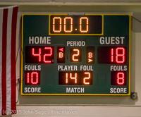 18434 Boys Varsity Basketball v Klahowya 120915