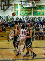 18520 Boys Varsity Basketball v Klahowya 120915
