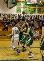 18543 Boys Varsity Basketball v Klahowya 120915