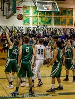 18568 Boys Varsity Basketball v Klahowya 120915