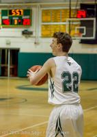 18645 Boys Varsity Basketball v Klahowya 120915