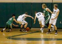 18732 Boys Varsity Basketball v Klahowya 120915