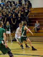 18965 Boys Varsity Basketball v Klahowya 120915