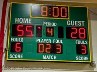 19220 Boys Varsity Basketball v Klahowya 120915