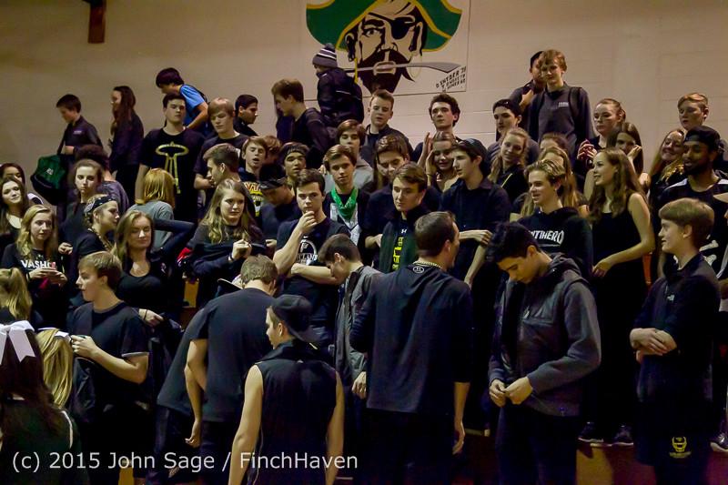 20082 Boys Varsity Basketball v Klahowya 120915