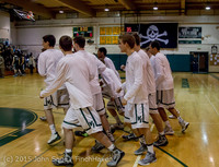 6962 Boys Varsity BBall v CWA 021015