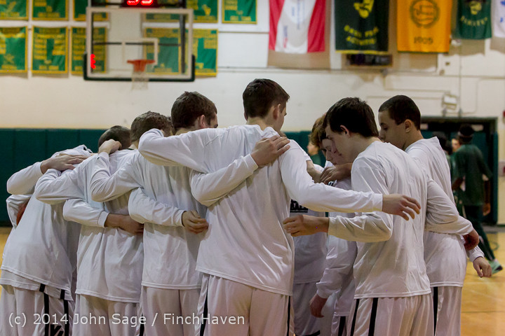 20153 Boys Varsity Basketball v CWA 01172014