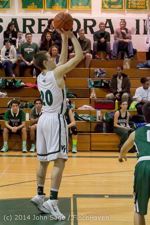20560 Boys Varsity Basketball v CWA 01172014