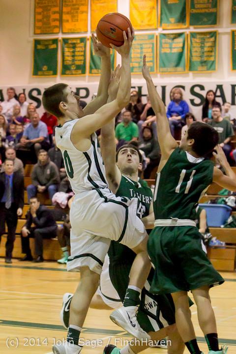 20588 Boys Varsity Basketball v CWA 01172014