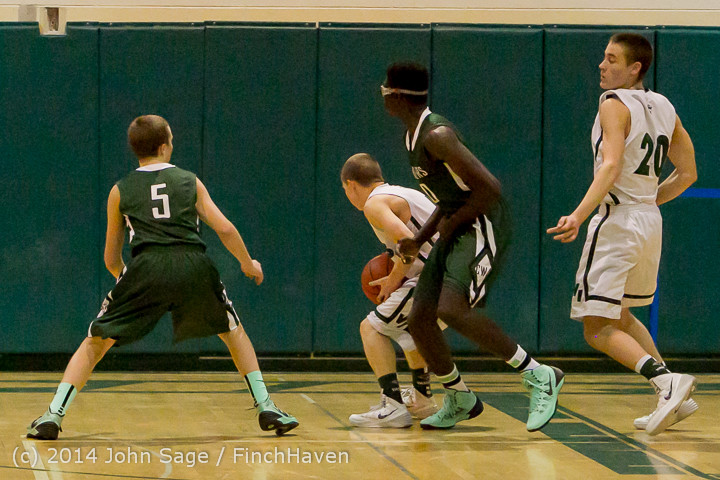 20719 Boys Varsity Basketball v CWA 01172014