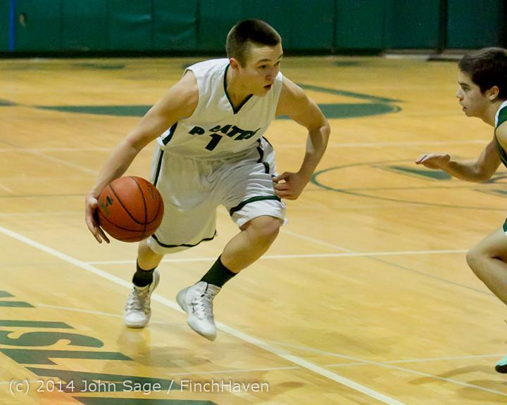 20754 Boys Varsity Basketball v CWA 01172014