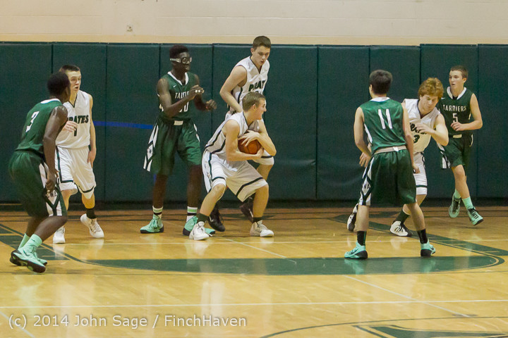 20830 Boys Varsity Basketball v CWA 01172014