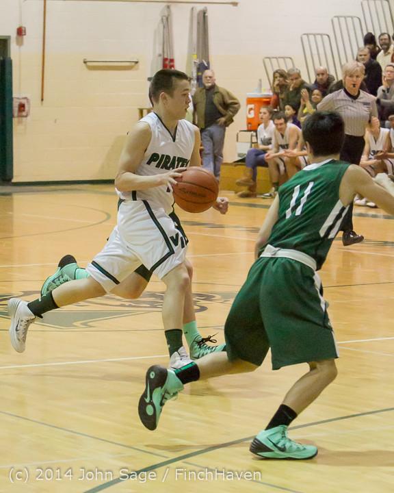 20833 Boys Varsity Basketball v CWA 01172014