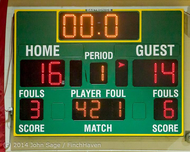 20913 Boys Varsity Basketball v CWA 01172014
