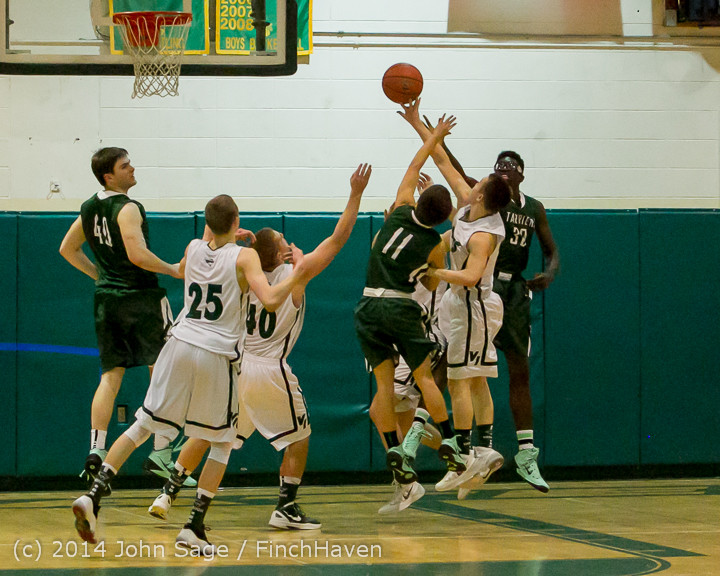 20926 Boys Varsity Basketball v CWA 01172014
