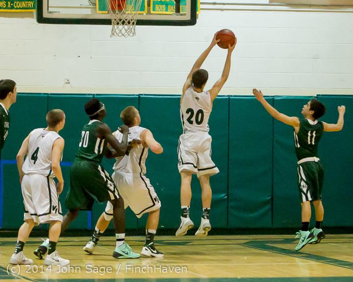 20996 Boys Varsity Basketball v CWA 01172014