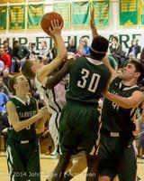 21031 Boys Varsity Basketball v CWA 01172014