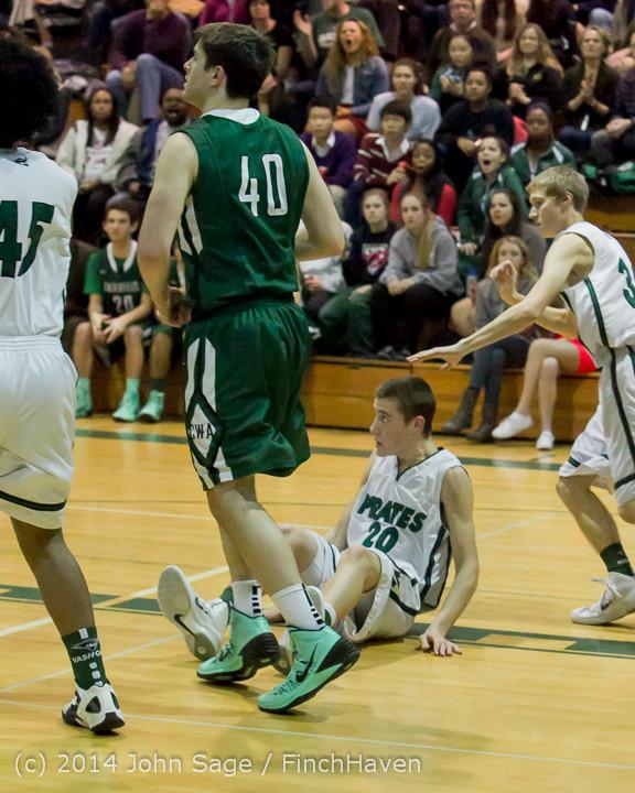 21121 Boys Varsity Basketball v CWA 01172014