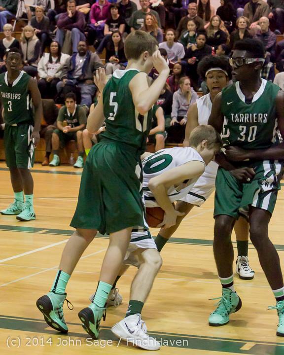 21198 Boys Varsity Basketball v CWA 01172014