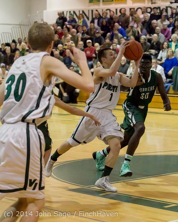 21408 Boys Varsity Basketball v CWA 01172014