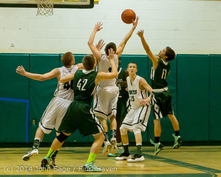 21488 Boys Varsity Basketball v CWA 01172014