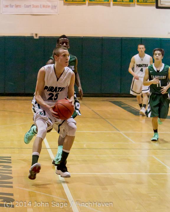 21643 Boys Varsity Basketball v CWA 01172014
