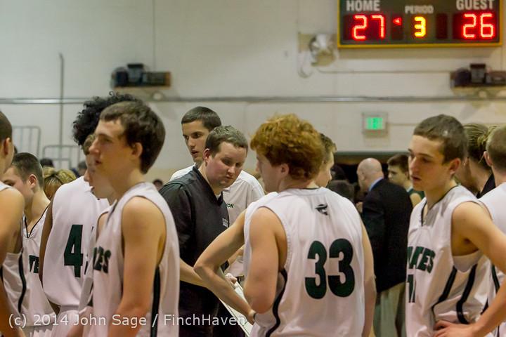 22091 Boys Varsity Basketball v CWA 01172014