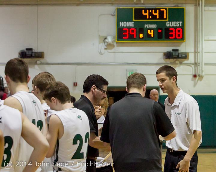 22519 Boys Varsity Basketball v CWA 01172014