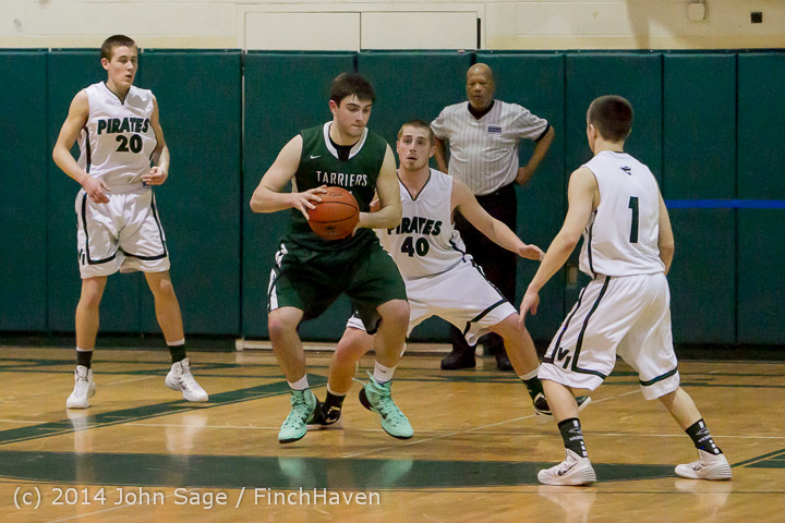 22764 Boys Varsity Basketball v CWA 01172014