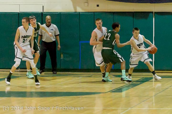 22802 Boys Varsity Basketball v CWA 01172014