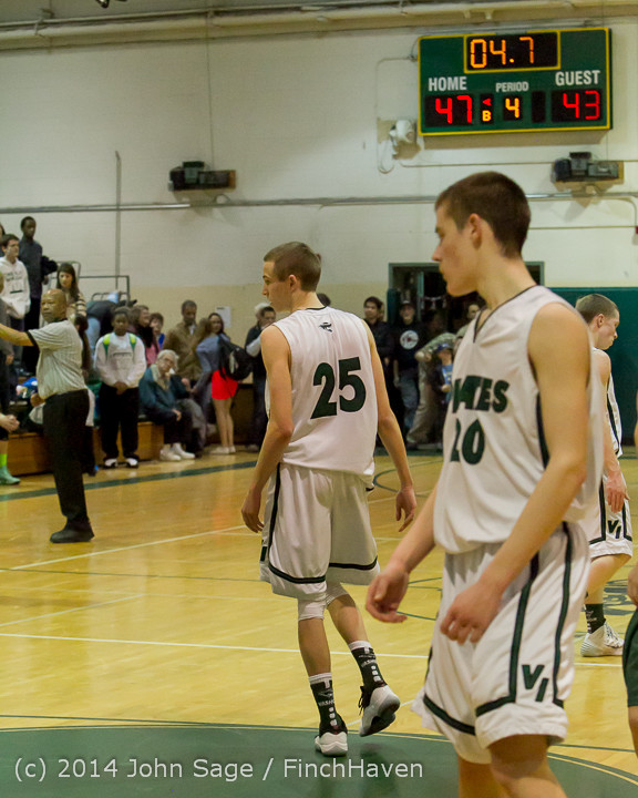 23025 Boys Varsity Basketball v CWA 01172014