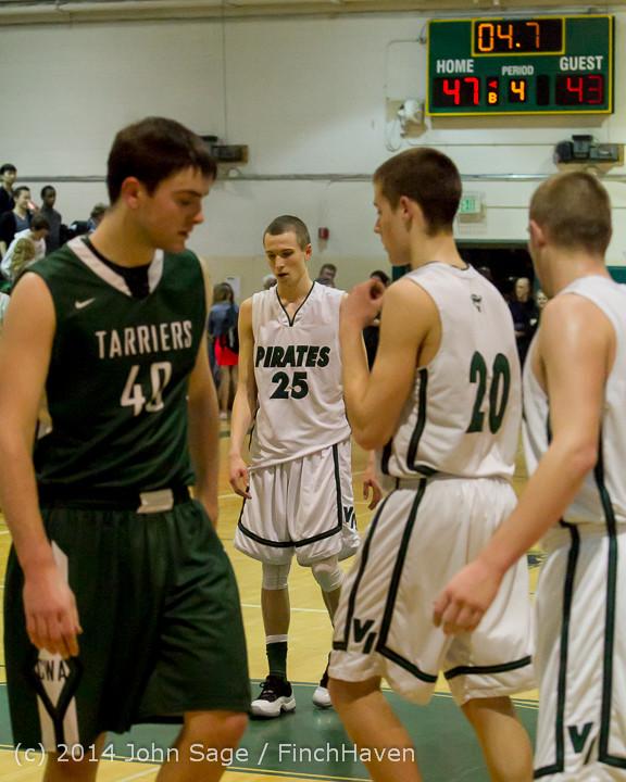 23038 Boys Varsity Basketball v CWA 01172014